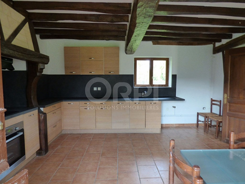 Sale house / villa Lyons la foret 222000€ - Picture 6