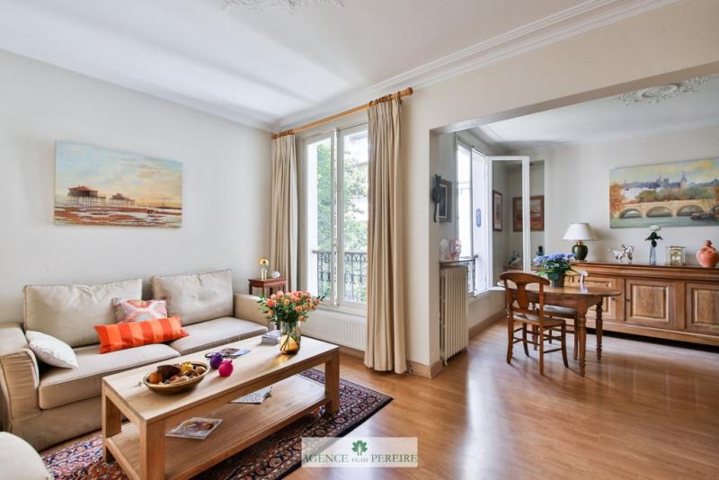 Sale apartment Paris 17ème 670000€ - Picture 3