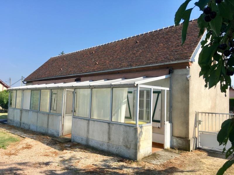 Sale house / villa Conches en ouche 107000€ - Picture 7