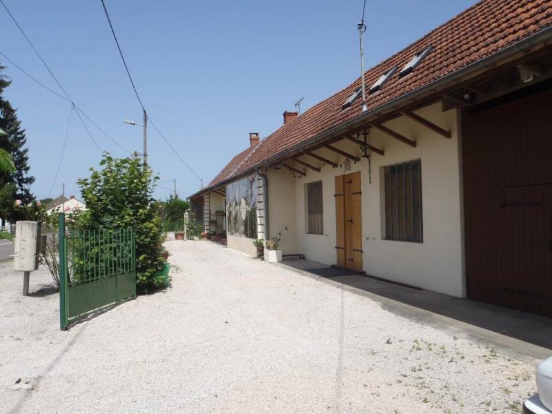Sale house / villa 7 mns cuisery / louhans 119000€ - Picture 2