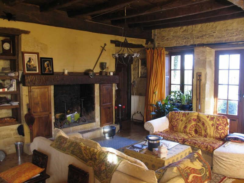 Sale house / villa Excideuil 588000€ - Picture 3