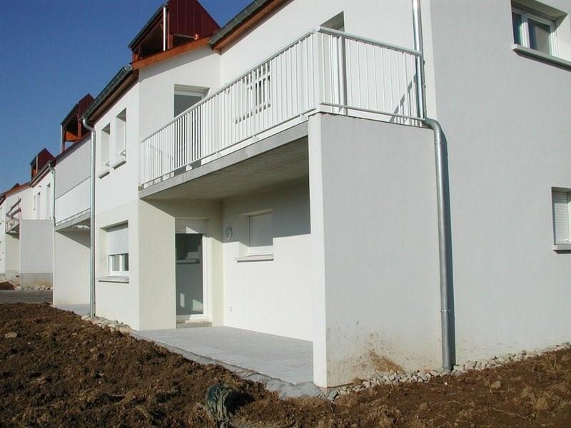Appartement 2 pièces Habsheim