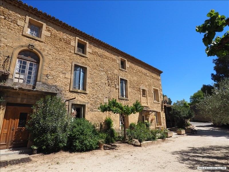 Vente de prestige maison / villa Uzes 698000€ - Photo 10