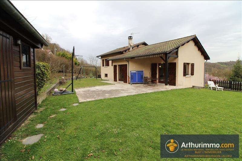 Sale house / villa Les eparres 275000€ - Picture 8