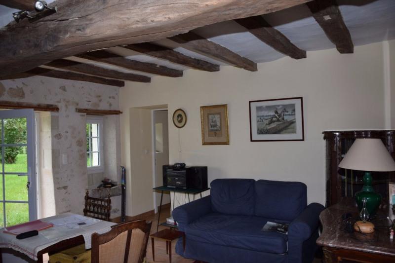 Rental house / villa Bazouges sur le loir 550€ CC - Picture 2
