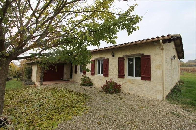 Vente maison / villa Gageac et rouillac 212000€ - Photo 1