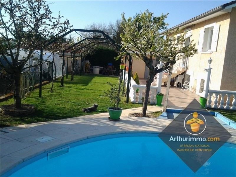 Sale house / villa Chavanoz 354900€ - Picture 2