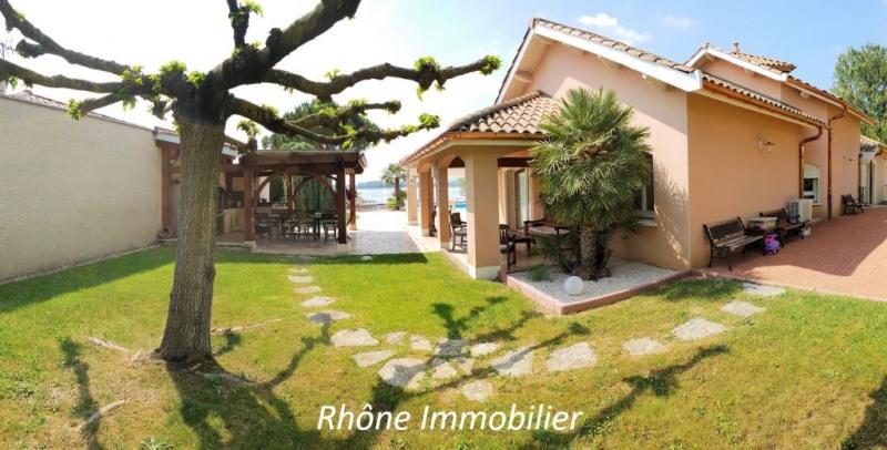 Vente de prestige maison / villa Meyzieu 1180000€ - Photo 4