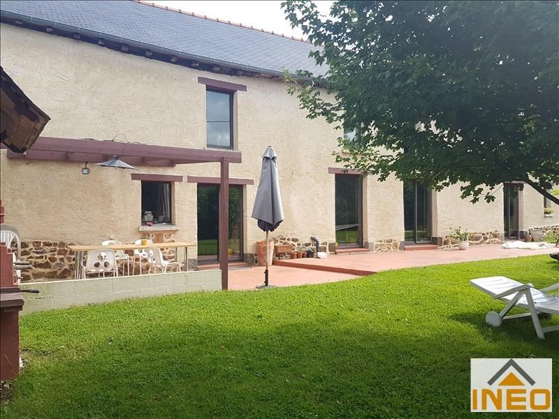 Vente maison / villa Langouet 329000€ - Photo 3