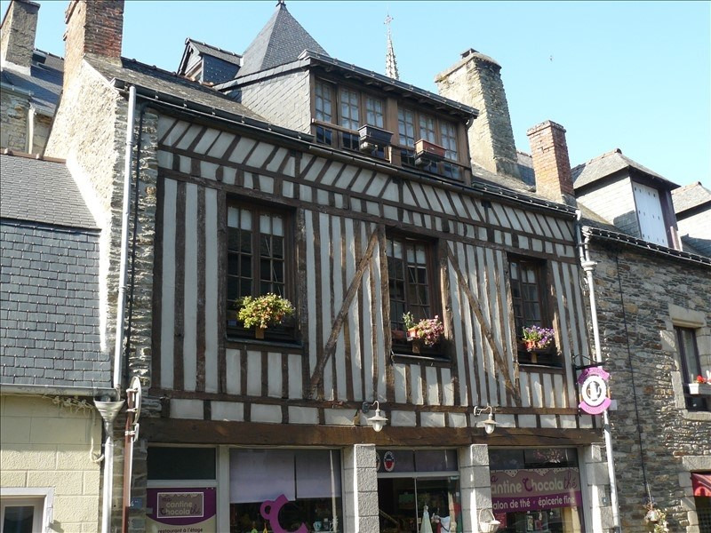 Sale building Josselin 95 850€ - Picture 1