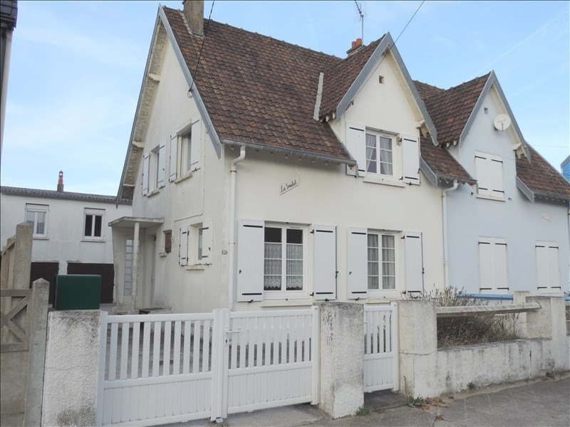 Vente maison / villa Fort mahon plage 276 000€ - Photo 1