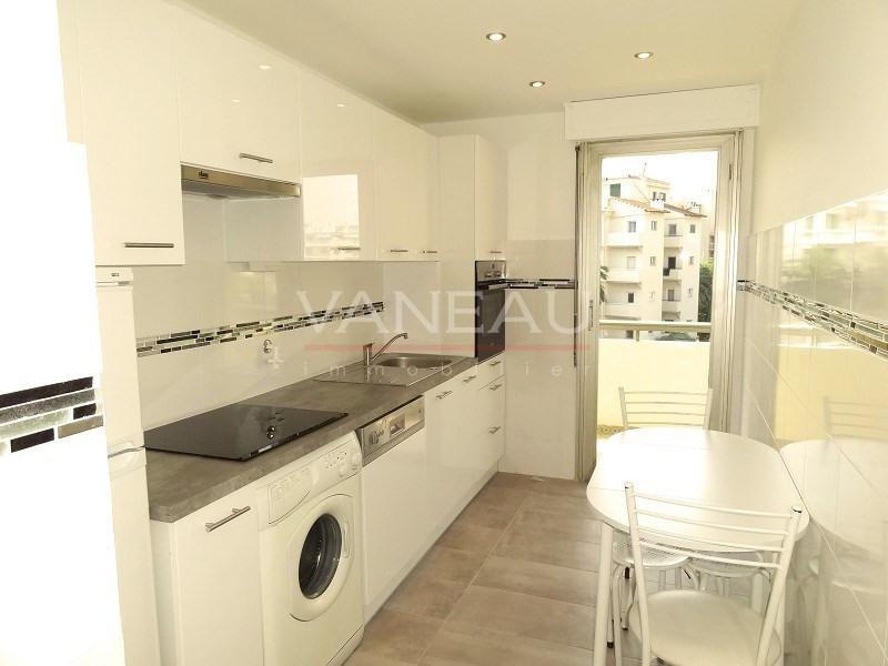 Vente appartement Juan-les-pins 265000€ - Photo 7