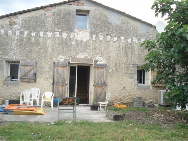 Produit d'investissement maison / villa Moulis en medoc 273000€ - Photo 1