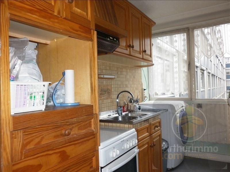 Vente appartement Vaires sur marne 140000€ - Photo 3