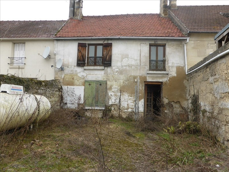 Sale house / villa Morienval 85 000€ - Picture 1