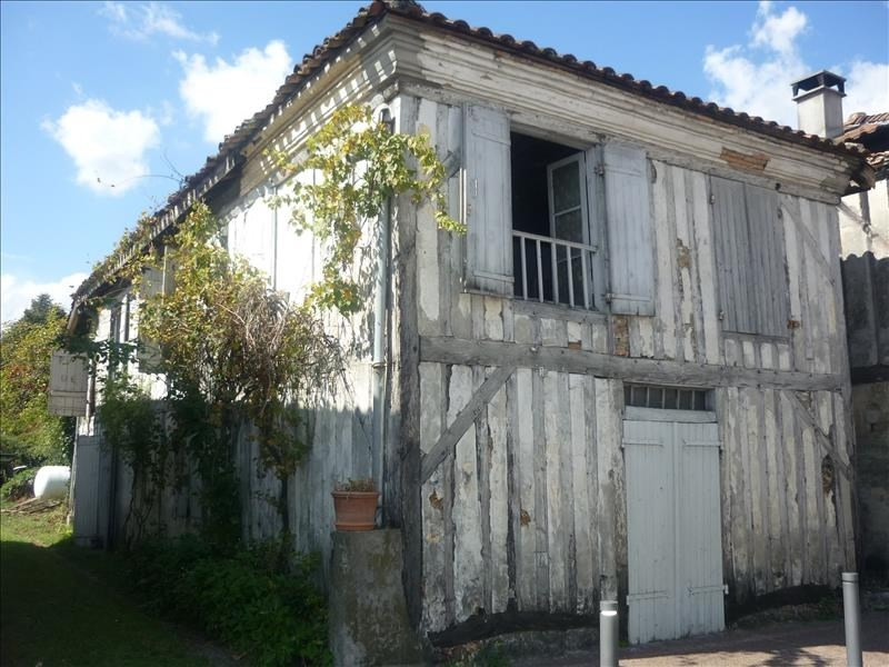 Vente maison / villa Sabres 38 000€ - Photo 1