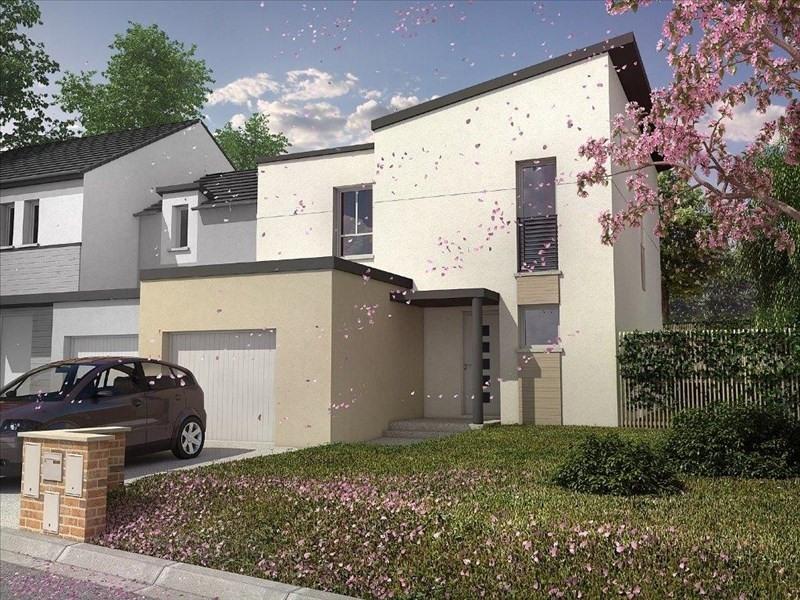 Vente maison / villa Igny 390439€ - Photo 3