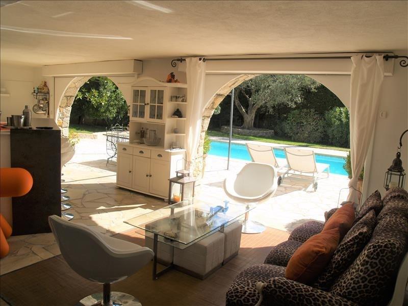 Deluxe sale house / villa St raphael 1350000€ - Picture 6