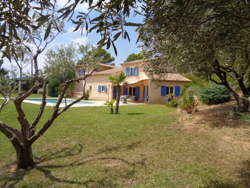 Vente de prestige maison / villa Salernes 840 000€ - Photo 1