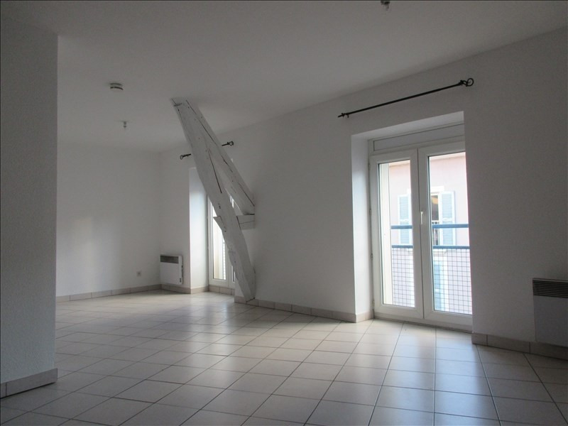 Rental apartment Voiron 798€ CC - Picture 1