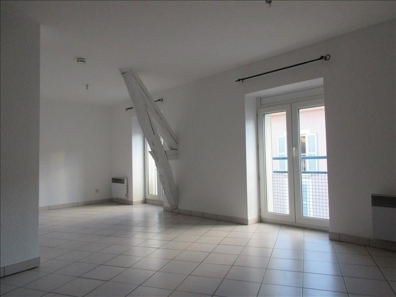 Affitto appartamento Voiron 695€ CC - Fotografia 3