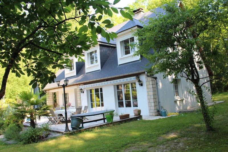Deluxe sale house / villa Lamorlaye 624000€ - Picture 2