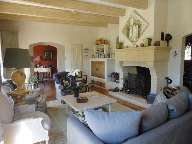 Deluxe sale house / villa Cornillon confoux 990000€ - Picture 3