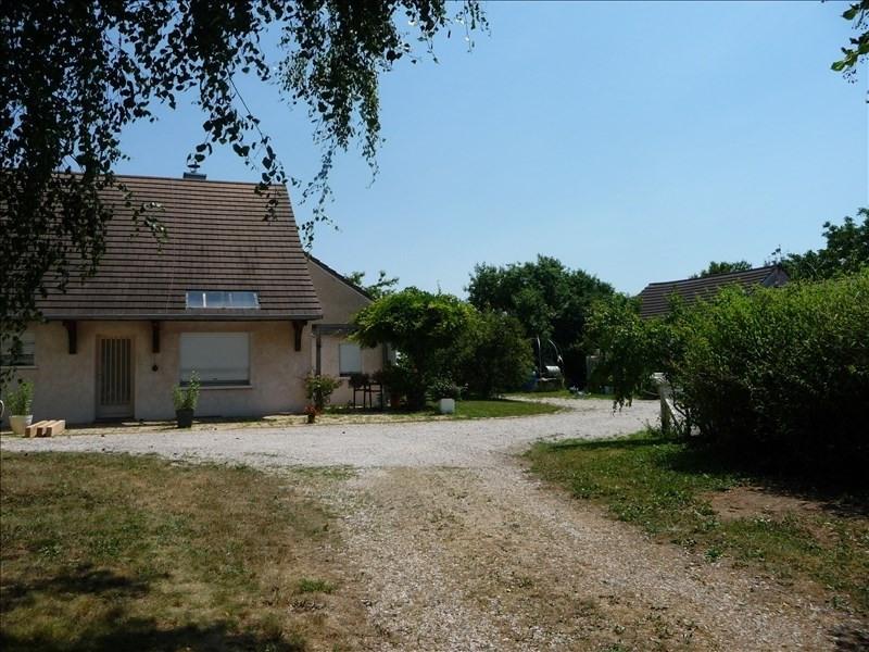 Sale house / villa Corcelles les citeaux 184000€ - Picture 1