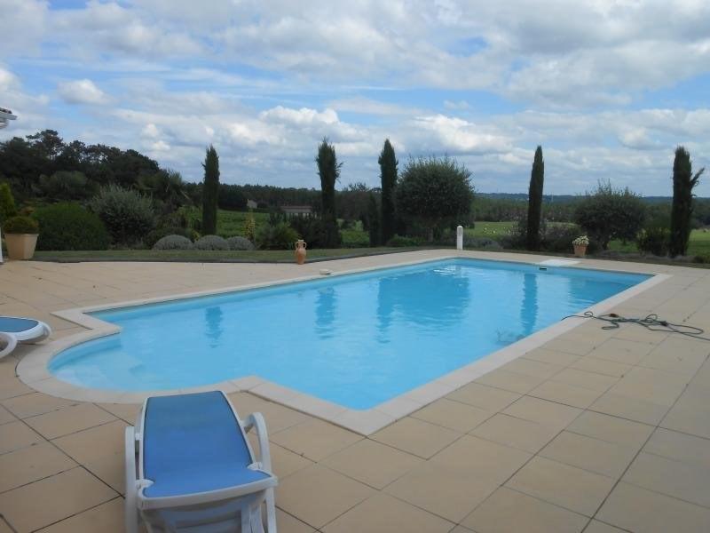 Vente de prestige maison / villa Montguyon 441000€ - Photo 4
