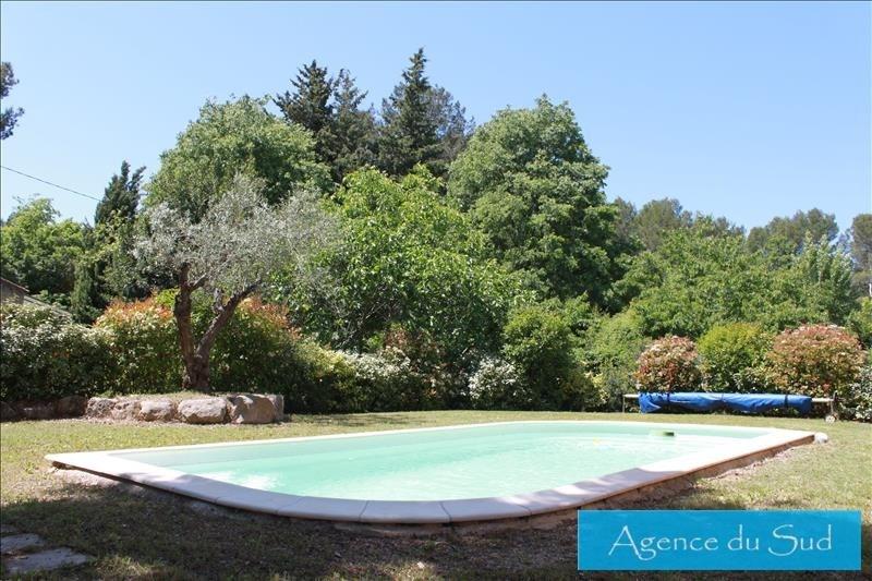 Vente maison / villa Trets 420000€ - Photo 3