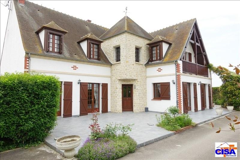Sale house / villa Chevrieres 472000€ - Picture 1
