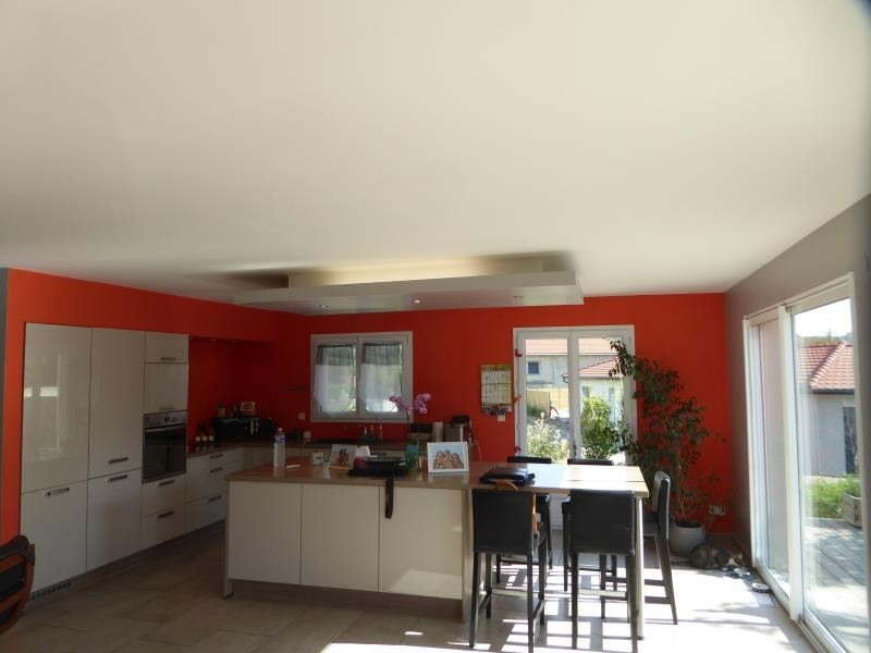 Vente maison / villa St just chaleyssin 416 000€ - Photo 11