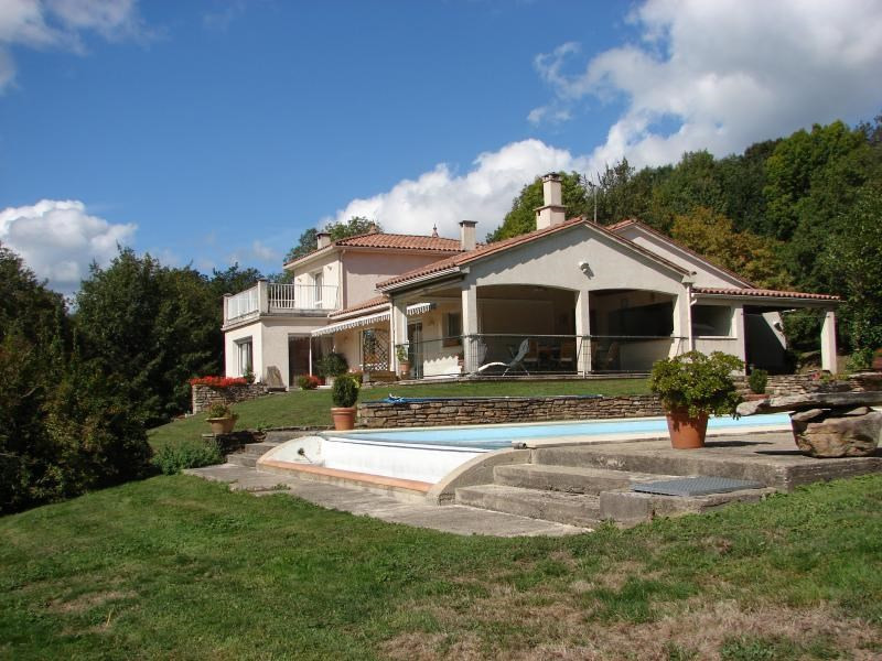 Deluxe sale house / villa Mazamet 620000€ - Picture 1