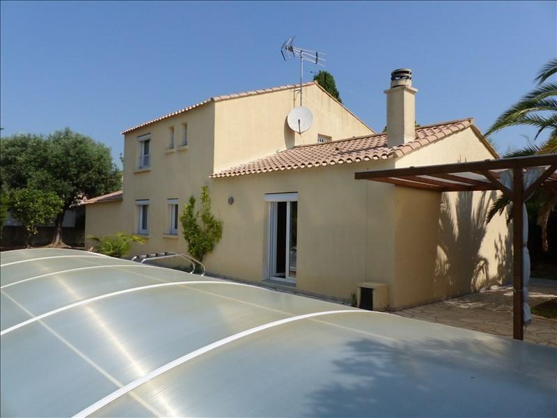 Sale house / villa Beziers 265000€ - Picture 1