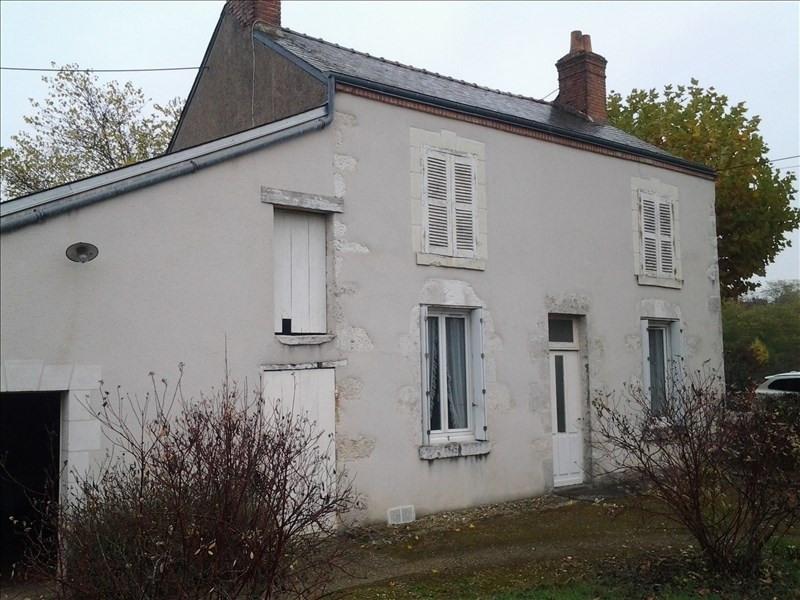 Sale house / villa Vineuil 137000€ - Picture 1