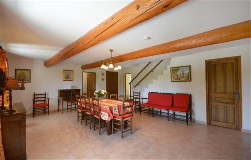 Vente maison / villa Mormoiron 422000€ - Photo 3