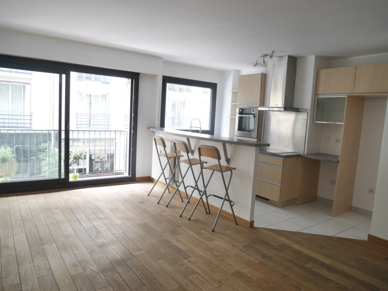 Sale apartment Paris 17ème 610 000€ - Picture 2
