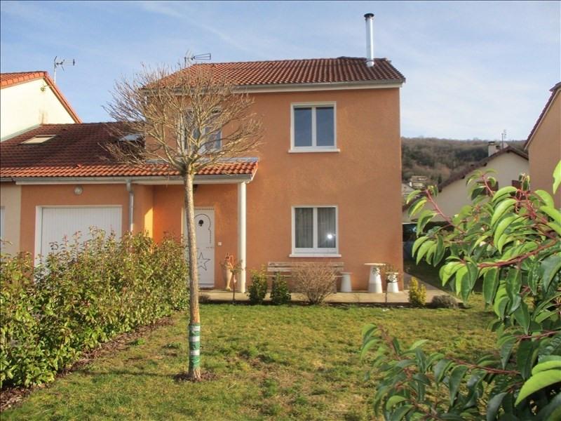 Sale house / villa Samognat 219000€ - Picture 1