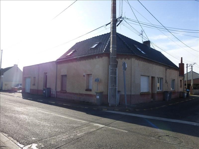 Produit d'investissement immeuble Beuvry 163500€ - Photo 1