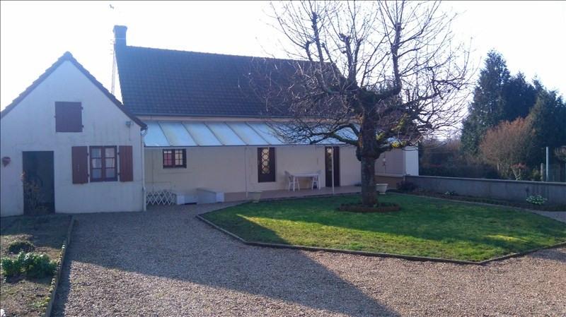 Revenda casa Tresnay 90500€ - Fotografia 1