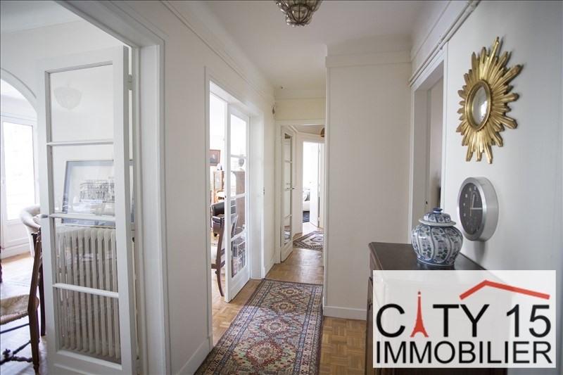 Venta de prestigio  apartamento Paris 15ème 1015000€ - Fotografía 9