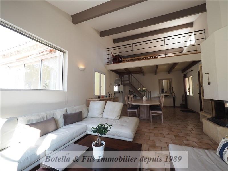Sale house / villa Goudargues 419000€ - Picture 3