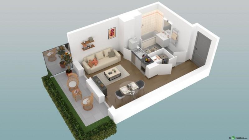Vente appartement Élancourt 126000€ - Photo 1