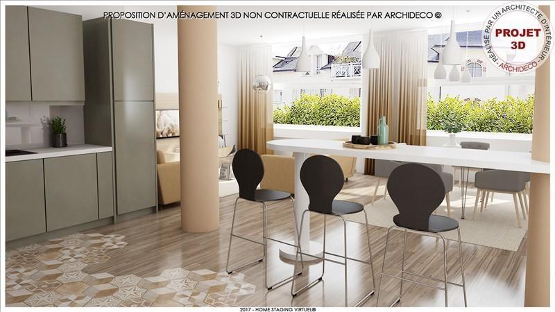 Produit d'investissement appartement Fouesnant 149800€ - Photo 1