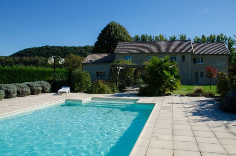 Vente de prestige maison / villa Lalinde 603750€ - Photo 1