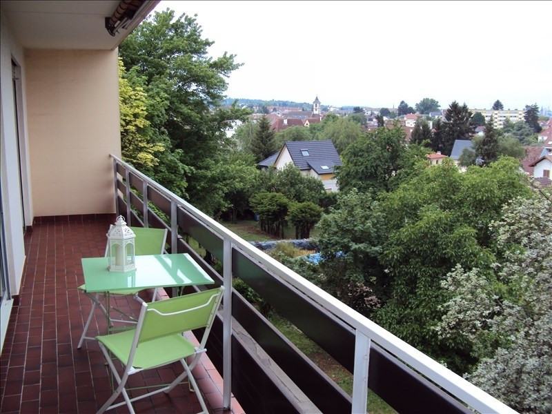 Vente appartement Riedisheim 193 000€ - Photo 1