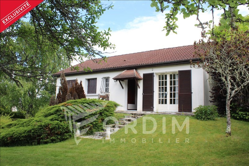 Vente maison / villa St fargeau 89 000€ - Photo 1