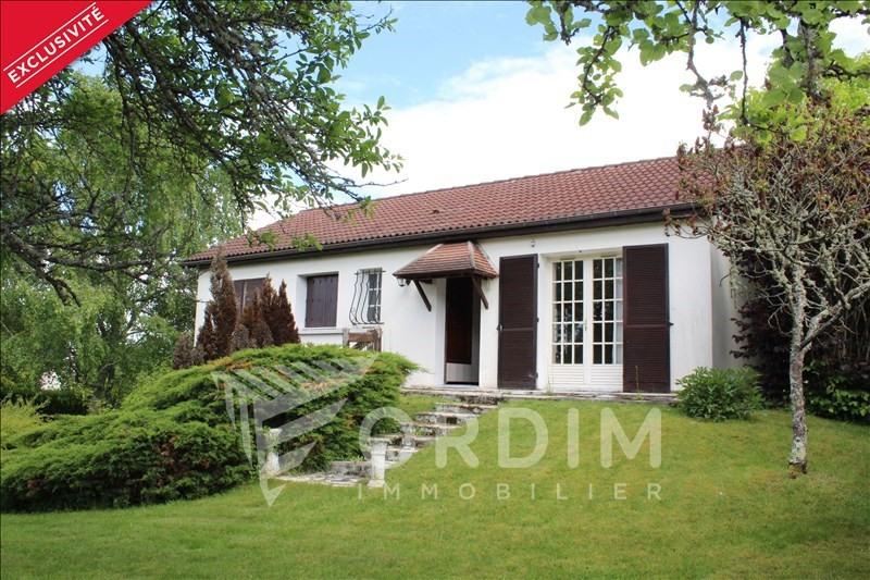 Vente maison / villa St fargeau 89000€ - Photo 1
