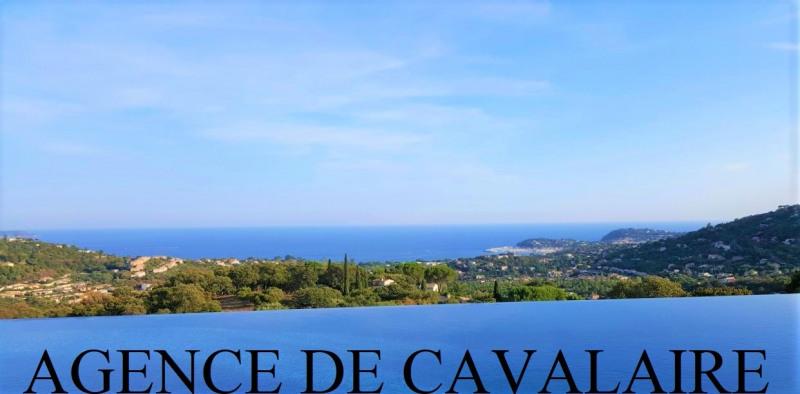 Sale house / villa Cavalaire 2190000€ - Picture 1