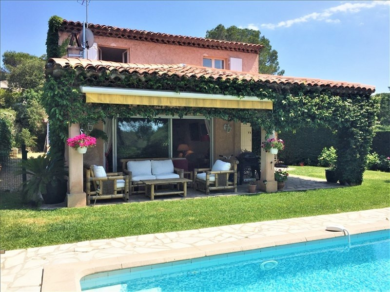 Vente de prestige maison / villa Frejus 615000€ - Photo 2